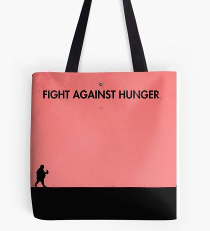 99 Steps of Progress - Fight against hunger Tote Bag