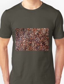 LEOPARD SKIN Unisex T-Shirt