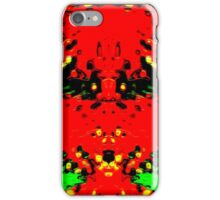 IPHONE CASE - DIGITAL ABSTRACT No. 24 iPhone Case/Skin