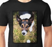 Jessie the Jack Russell Terrier: It's All About the Ball Unisex T-Shirt