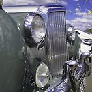 Shiny Buick in the Carpark at Nowra by Donnahuntriss