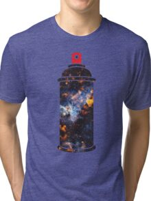 Cosmic Graffiti Tri-blend T-Shirt
