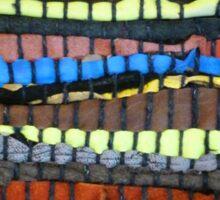Rugged Rag Rug Sticker