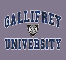 Gallifrey University by shaydeychic