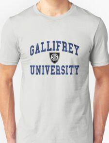 Gallifrey University Unisex T-Shirt