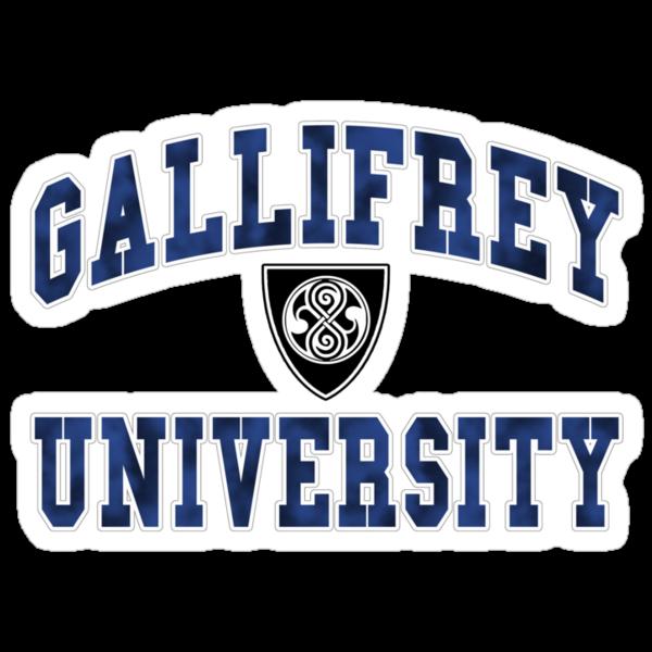 Gallifrey University by shaydeychic
