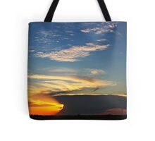 Dark Horizon Tote Bag