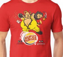 Burger Brawler Unisex T-Shirt