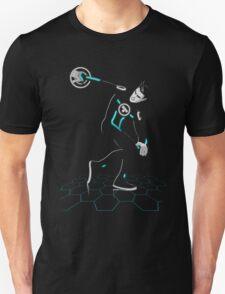 Digital Discobolus Unisex T-Shirt