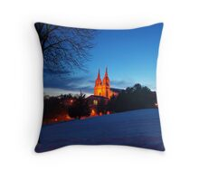 Beacon of Hope Throw Pillow