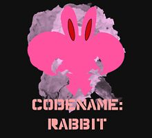 CODENAME: RABBIT Womens Fitted T-Shirt