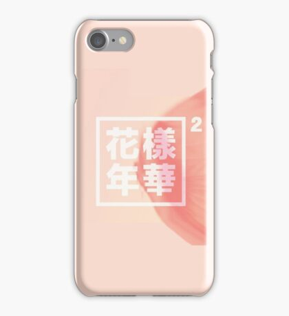 BTS/Bangtan Sonyeondan - The Most Beautiful Moment In Life Part 2 iPhone Case/Skin