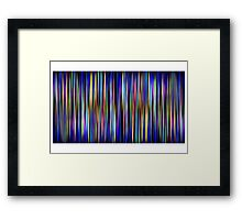 Aberration III [Print and iPhone / iPad / iPod Case] Framed Print