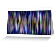 Aberration III [Print and iPhone / iPad / iPod Case] Greeting Card