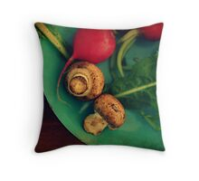 la cacerola Throw Pillow