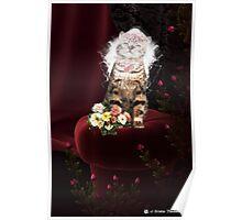 Leo's Purrfect Bride Poster