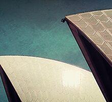 Sydney Opera House by NinaJoan