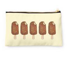 Caramel Cookie Ice-Cream Studio Pouch
