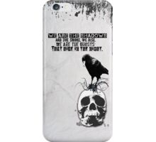 We Are iPhone Case/Skin