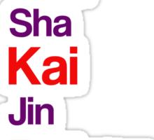 Akuryo Taisan!  Sticker