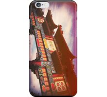WDW Epcot: The Chinese Pavilion iPhone Case/Skin