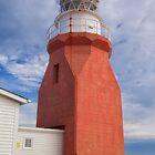 Long Point Lighthouse by Eunice Gibb