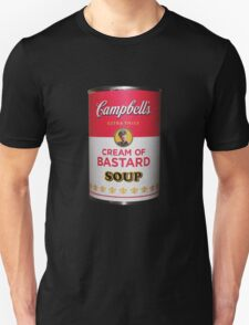 Campbell's Extra Thick Cream of Bastard Soup v.2.0 T-Shirt