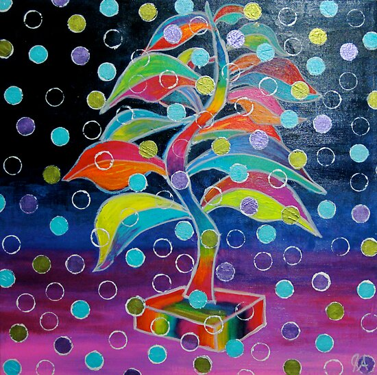 Plant of Magic and Wonder by Jeremy Aiyadurai