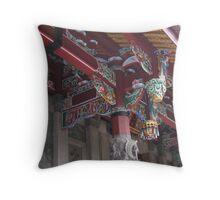Taipei,  Throw Pillow