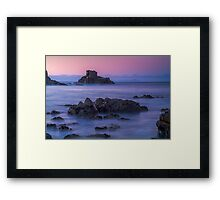 Cosy Nook, Southland Framed Print