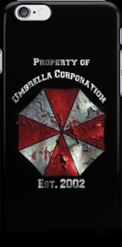 Property of Umbrella Corp Variant by Konoko479