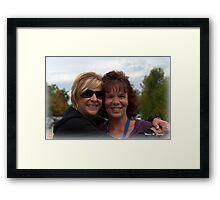 Friendship Framed Print