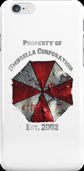 Property of Umbrella Corp by Konoko479