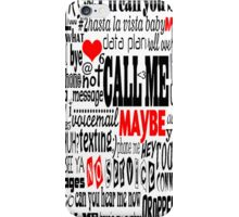 Call Me...Maybe 2 iPhone Case/Skin