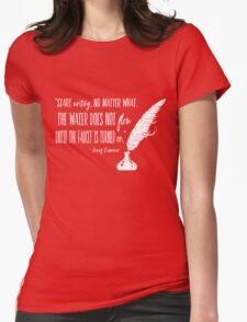 Louis L'Amour Quote 2 T-Shirt