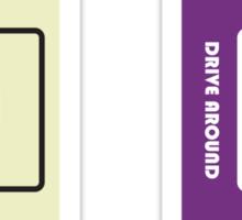 Recreation - 2 Sticker Pack Sticker