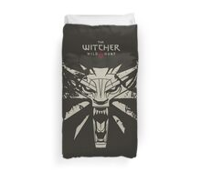 The Witcher 3: Wild Hunt Duvet Cover