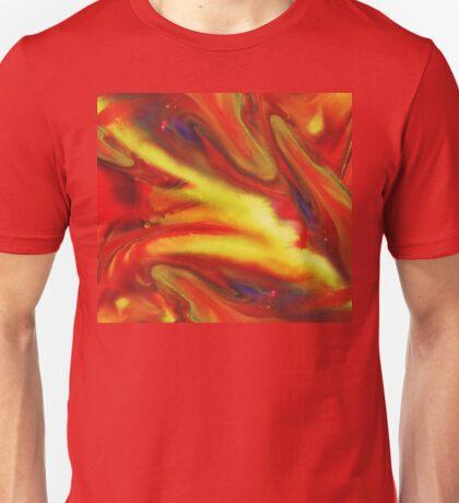 Vibrant Sensation Vivid Abstract III Unisex T-Shirt