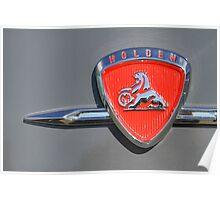 FC Holden Badge Graphic Shirt Poster