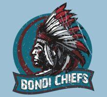 Bondi Chiefs One Piece - Short Sleeve