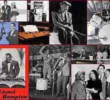 Tribute To Lionel Hampton by Tim&Paria Sauls