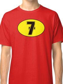 Barry Sheene Racing Number Classic T-Shirt