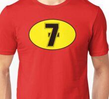 Barry Sheene Racing Number Unisex T-Shirt