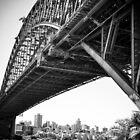 Under the Bridge by Deborah Clearwater