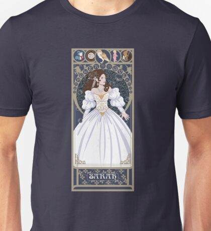 Sarah Nouveau - Labyrinth Unisex T-Shirt
