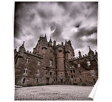 Glamis Castle Poster
