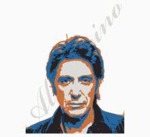Al Pacino pop-art by GKuzmanov