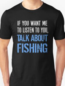 Funny Fishing T Shirt T-Shirt