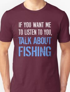 Funny Fishing T Shirt T-Shirt