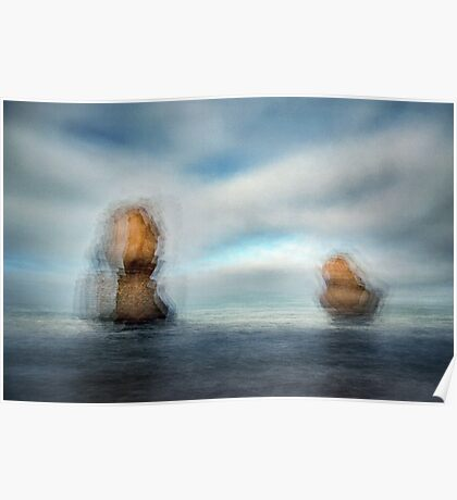 Ghost ships Poster